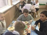 Мониторинг питания в школьной столовой